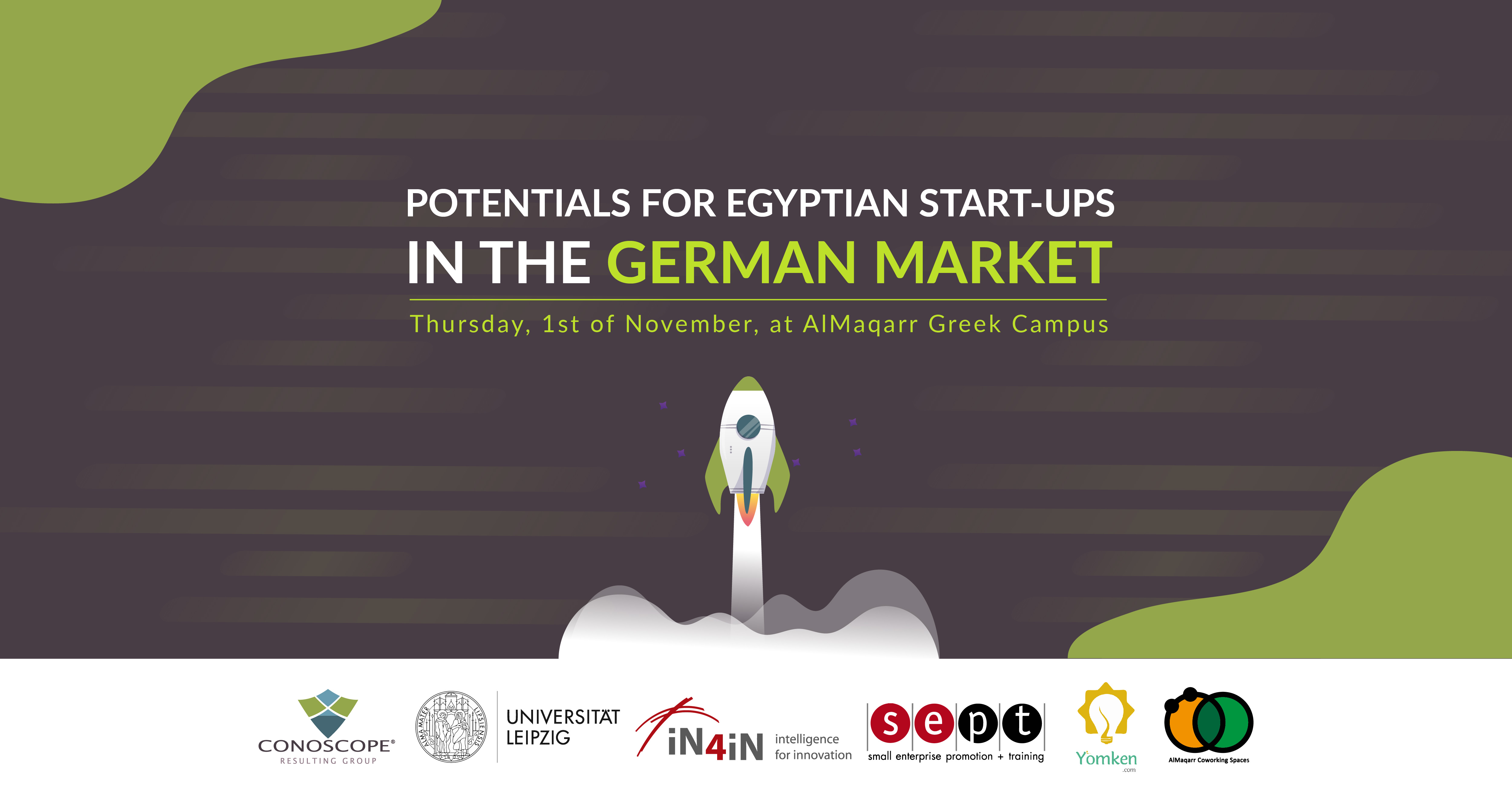 Potentials for Egyptian Startups in The German Market