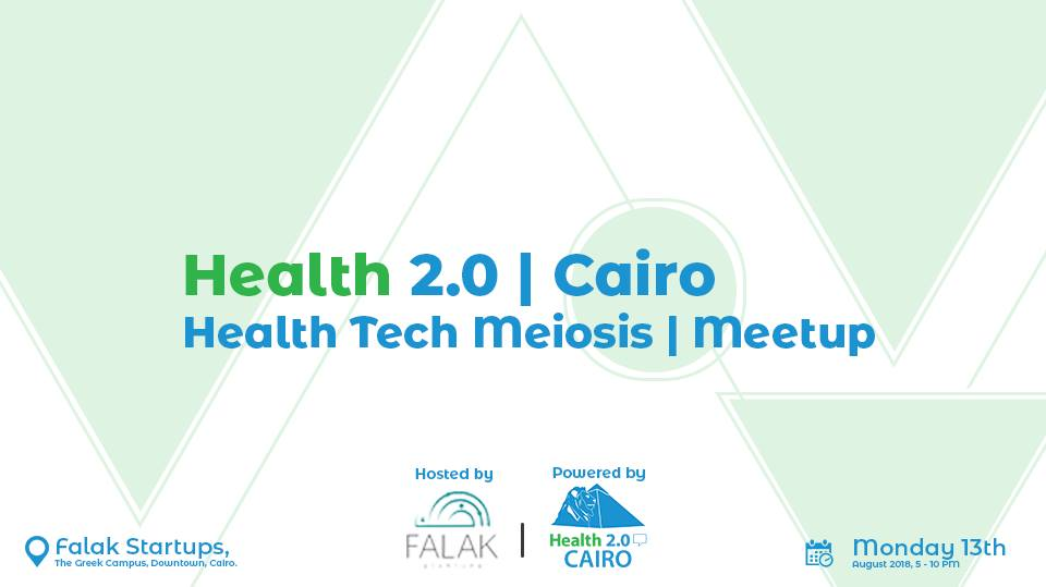 اجتماع الشركات الطبية الرقمية الناشئة  في مجال  الانقسام الاختزالي (Meiosis)