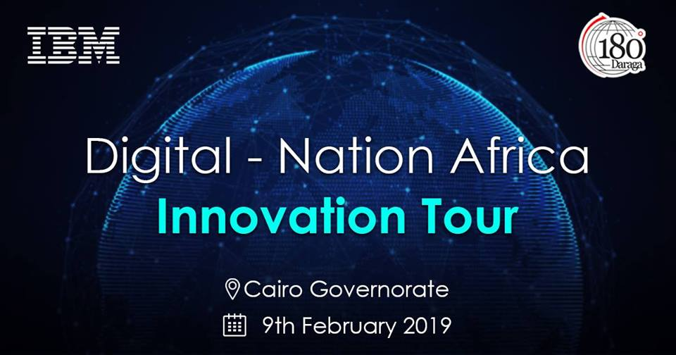 IBM Digital Nation Africa Innovation Tour - Cairo Event