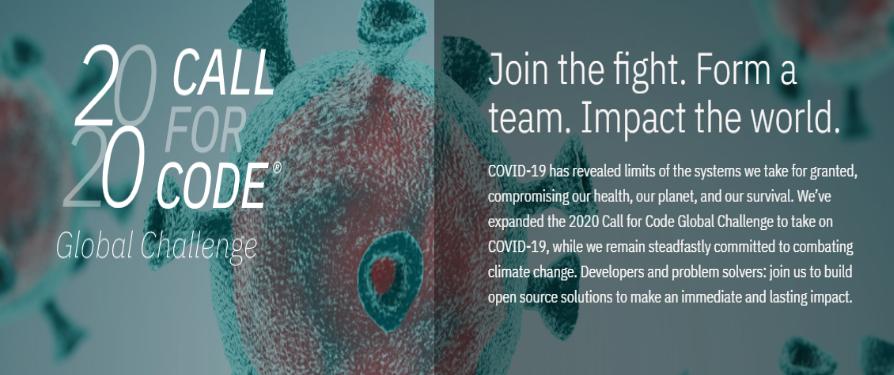 جائزة نقدية 200،000 دولار في تحدي البرمجة العالمي 2020 لمواجهه فيروس كورونا