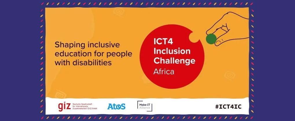 جوائز تصل إلى 10 آلاف يورو... تحدي تكنولوجيا المعلومات والاتصالات للإدماج 2021  (ICT4IC)