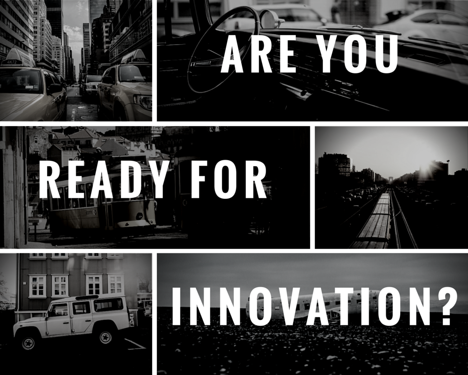 Are you ready for innovation?