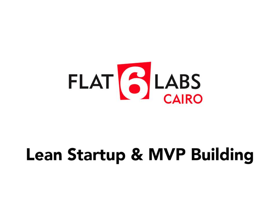 Lean Startup and MVP Building
