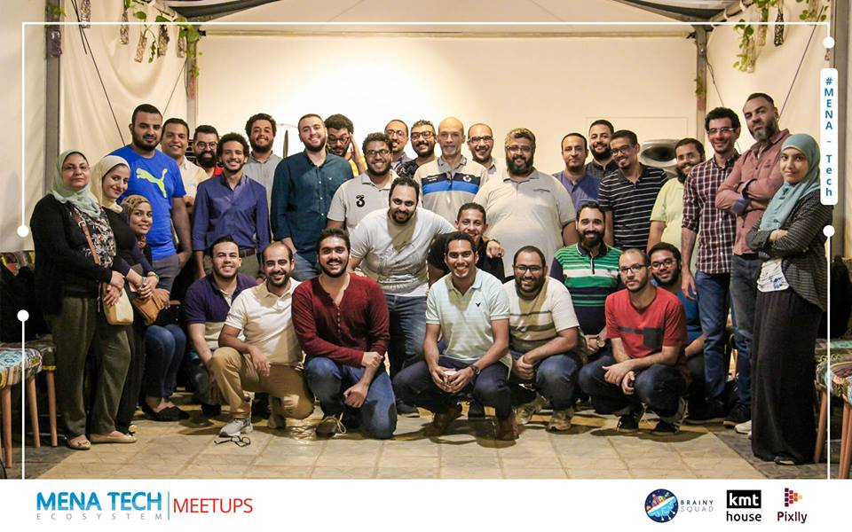 Register Now to Attend Upcoming Meetups with MENA Tech Ecosystem