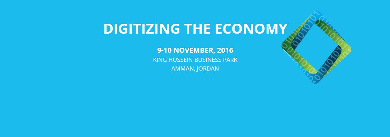 MENA ICT Forum 2016: Digitizing The Economy