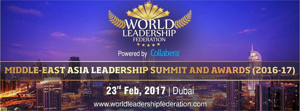 MIDDLE-EAST ASIA LEADERSHIP AWARDS