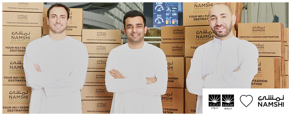 Emaar Malls acquires majority stake in fashion website Namshi