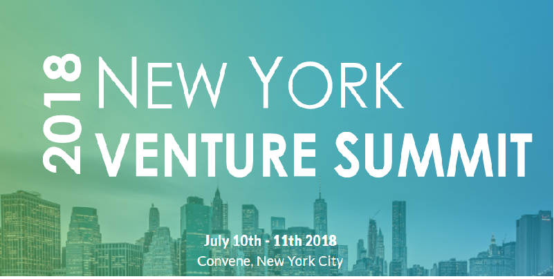 New York Venture Summit 2018
