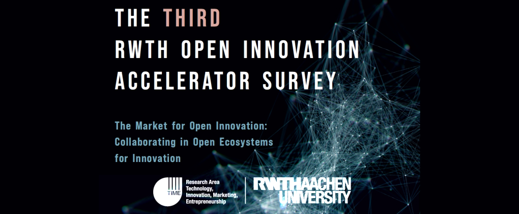 سوق الابتكار المفتوح 2020: أبرز نتائج الدراسة الثالثة لجامعة RWTH Aachen عن مسرعات الابتكار المفتوح