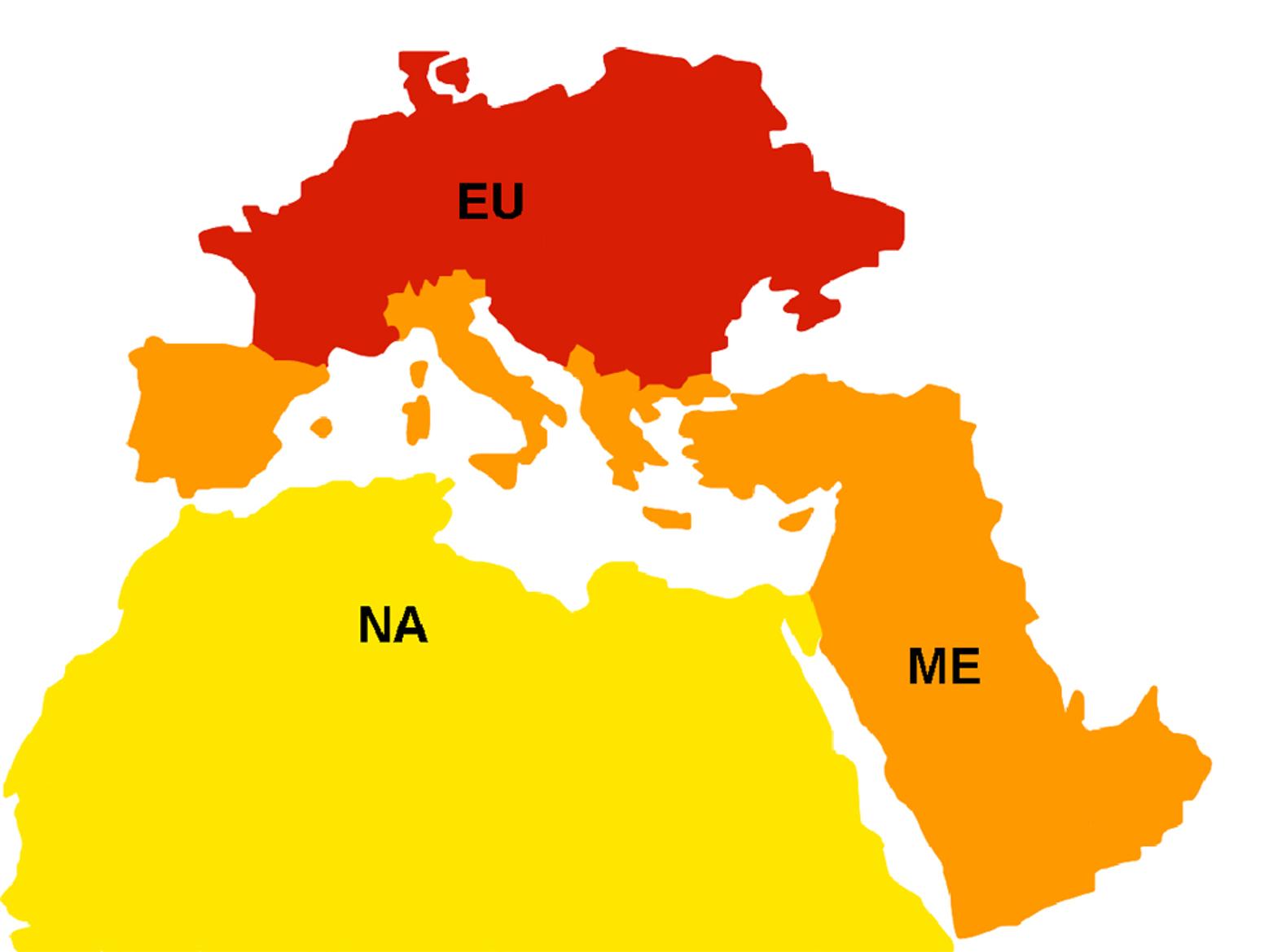 مؤتمر التعاون بين الأتحاد الأوروبي و الشرق الأوسط للمفكرين