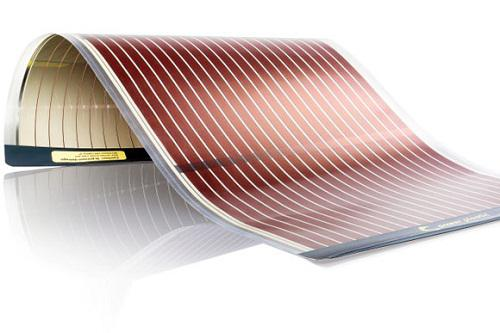 Power Plastic Flexible Solar Cells