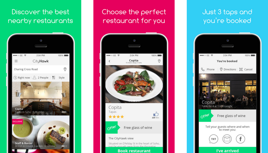 Restaurant Reservation App - Table reservation app