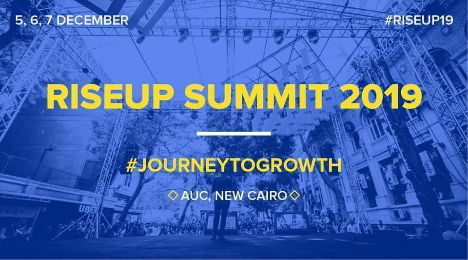 RiseUp Summit unveils 2019 Location at The American University in Cairo, New Cairo Campus