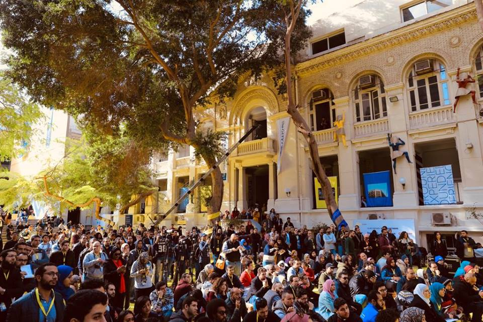 Hackathon Egypt 2030 and a New Investment in Halan Announced on the First Day of RiseUp