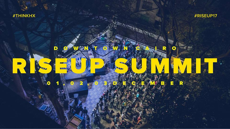 RiseUp'17 Focuses on How Innovation Can Improve Human Experience