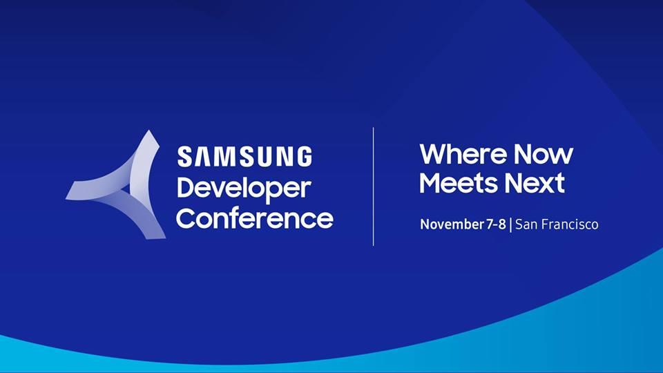 مؤتمر سامسونج للمطورين 2018 - Samsung Developer Conference