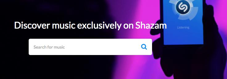 Shazam for movies