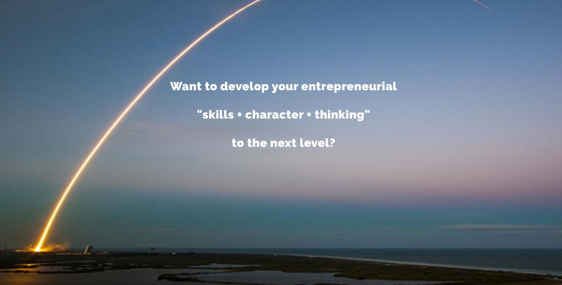 سبارك لرواد الأعمال:  طور الأدوات الخاصة بك وإبني شركتك الخاصة
