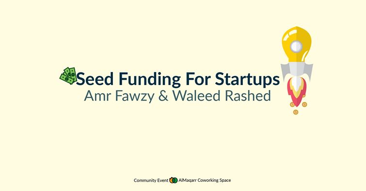Seed Funding For Startup Workshop