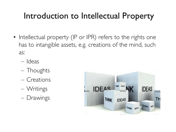 What is Intellectual Property (IP)? (1 of 2)
