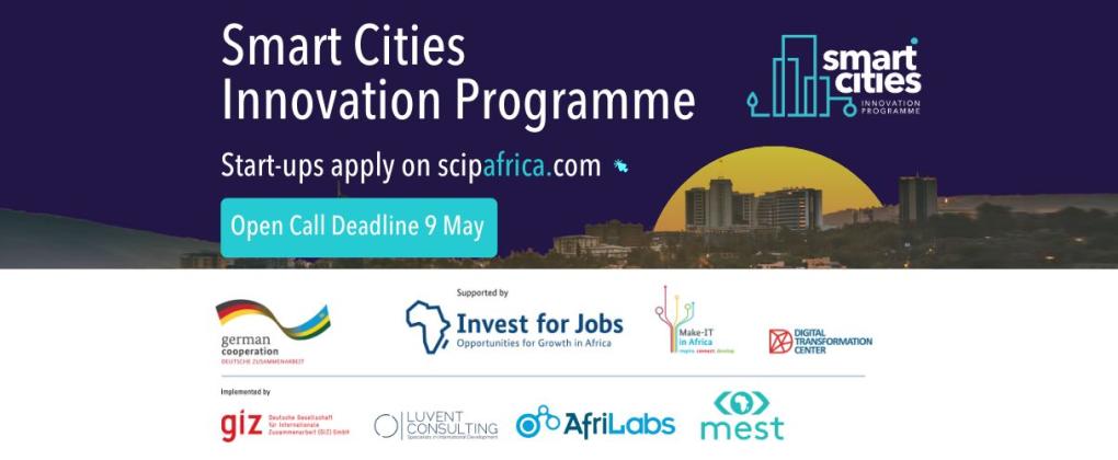 دعوة الشركات الناشئة الأفريقية للتقدم لبرنامج ابتكار المدن الذكية