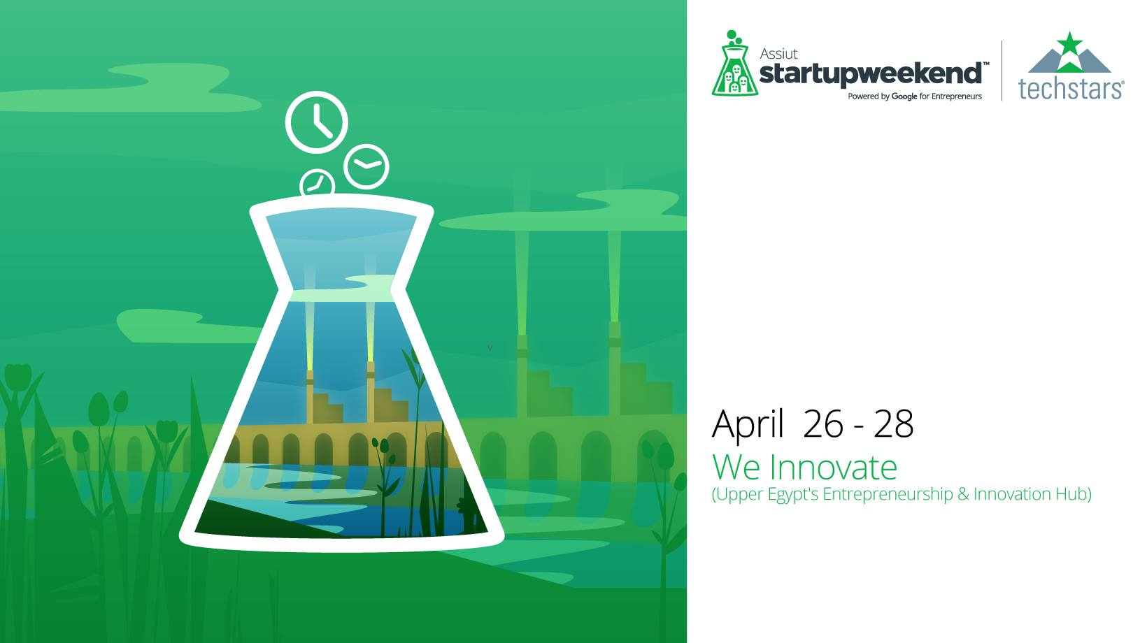 StartupWeekend comes to Assiut