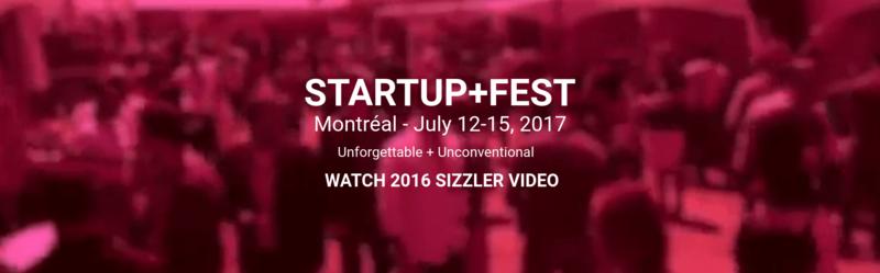 مهرجان الشركات الناشئة ٢٠١٧ - Startup Festival