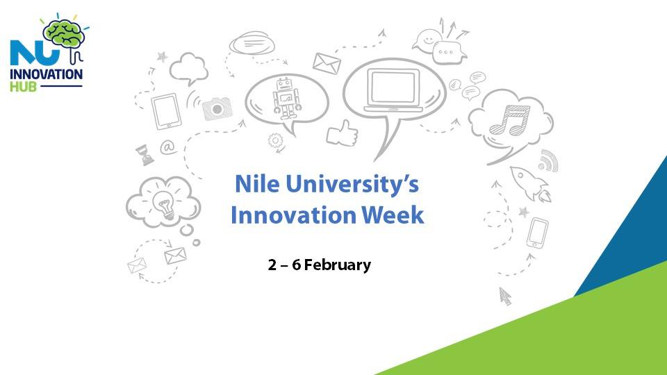 Nile University's Innovation Week