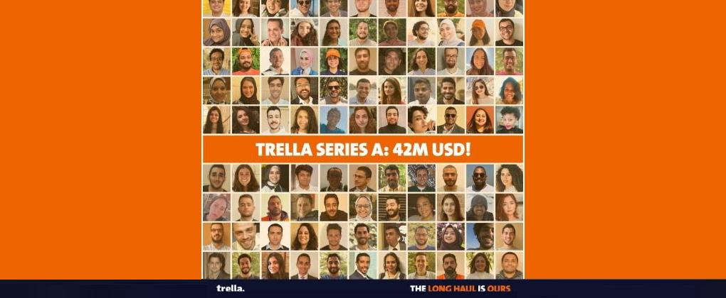 Trella Closes $42 Million USD Funding Round
