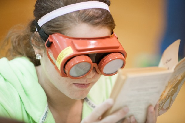 Smart Glasses for the visually impaired
