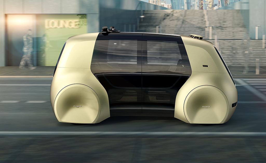 VolsWagen Self-driving Cars