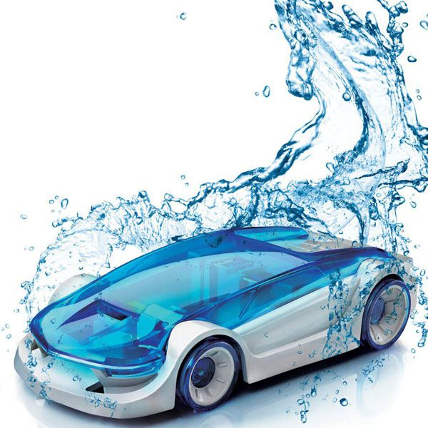 Water Fuelled Car