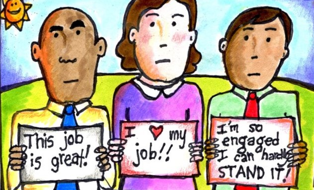هل موظفين شركتك خائفين من قول الحقيقة؟