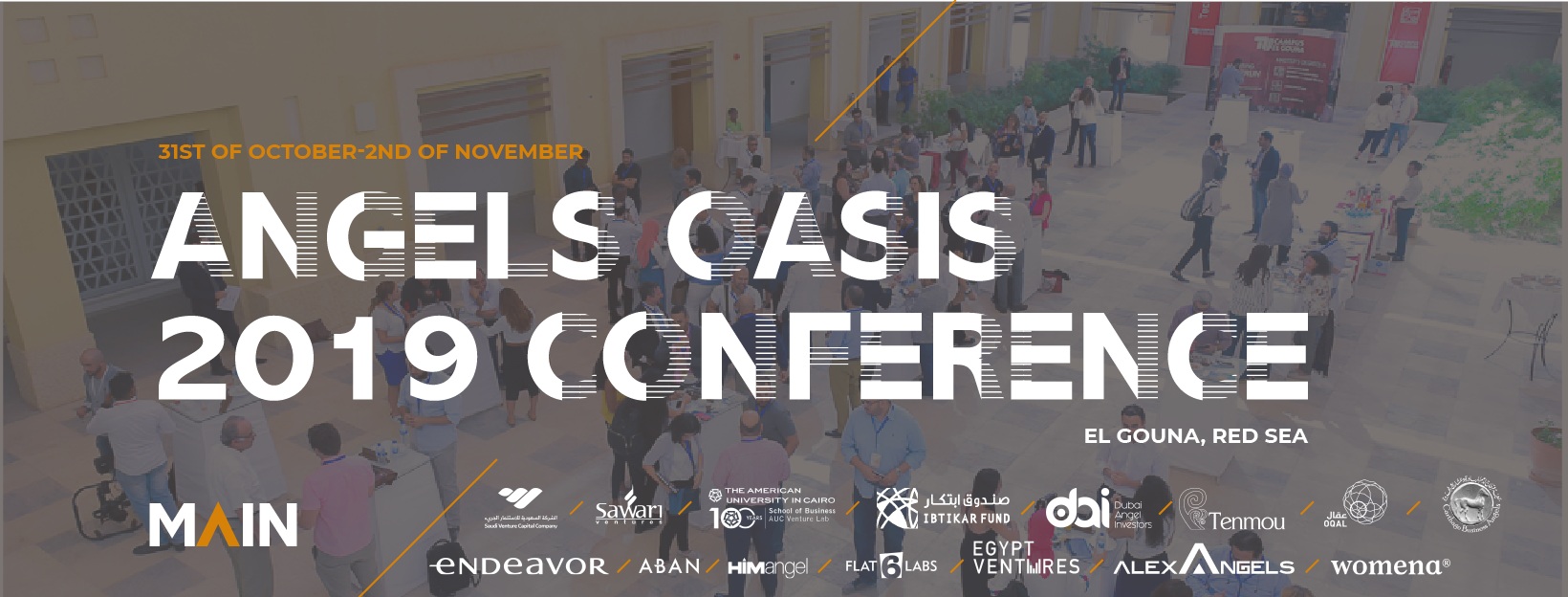 5 Speakers you Shouldn't miss at Angels' Oasis 2019