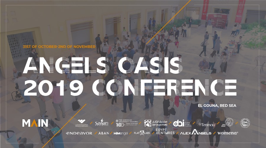 MAIN PARTNERS WITH BANQUE DU CAIRE FOR ANGELS' OASIS, THE LARGEST GATHERING OF ANGEL INVESTORS IN MENA