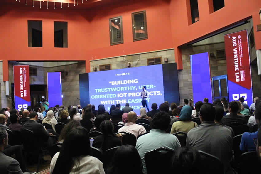 AUC Angels: أول شبكة استثمار ملائكي في الشرق الأوسط وشمال أفريقيا