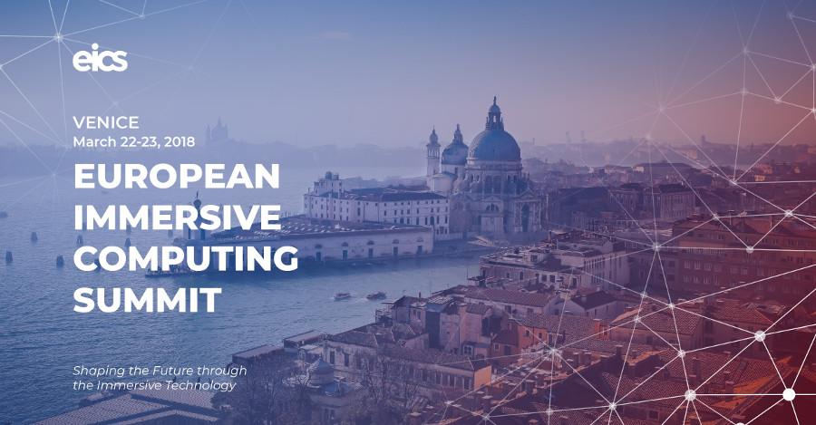 القمة الأوروبية للحوسبة الغامرة (EICs)
