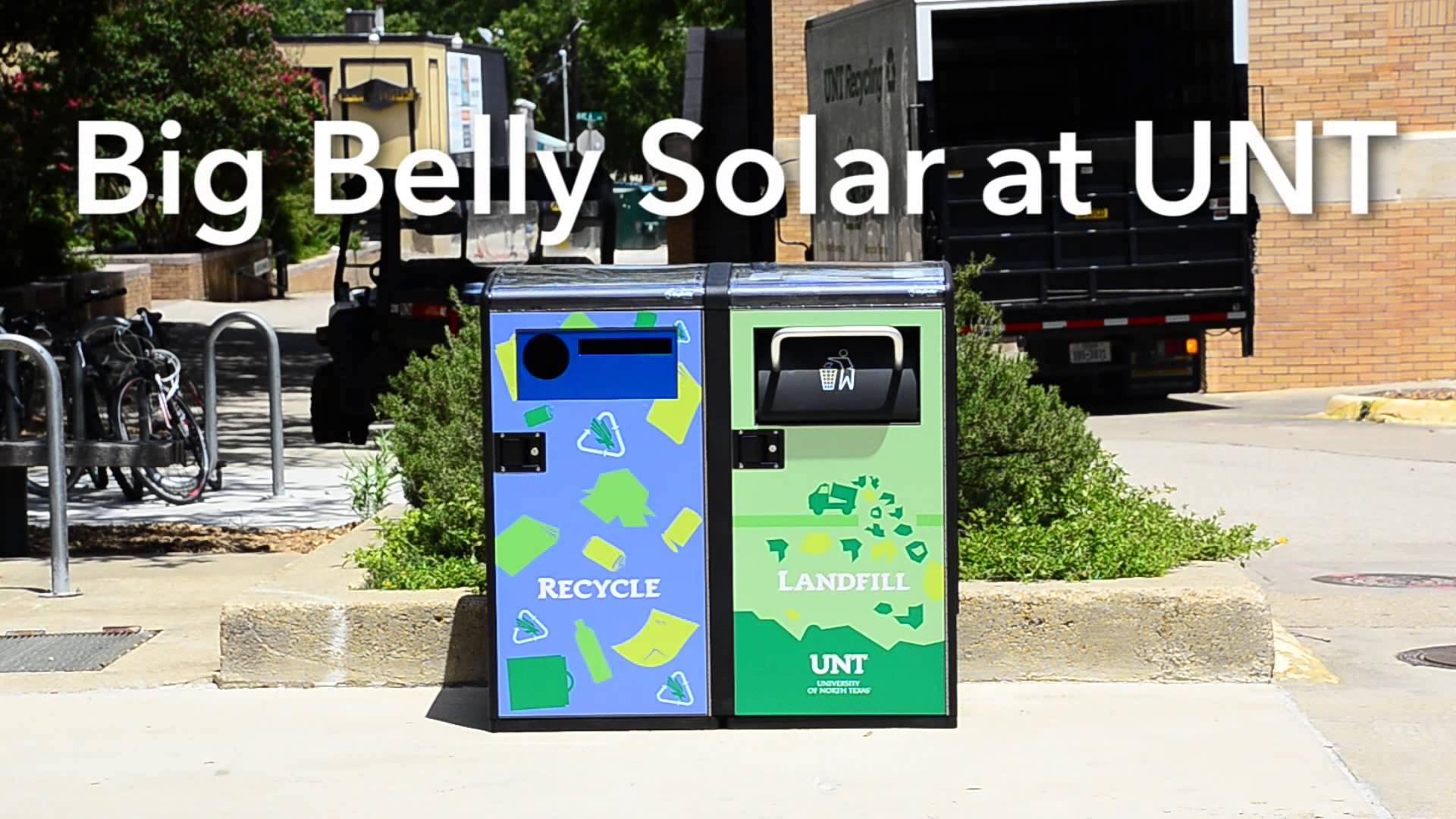 Big Belly Solar