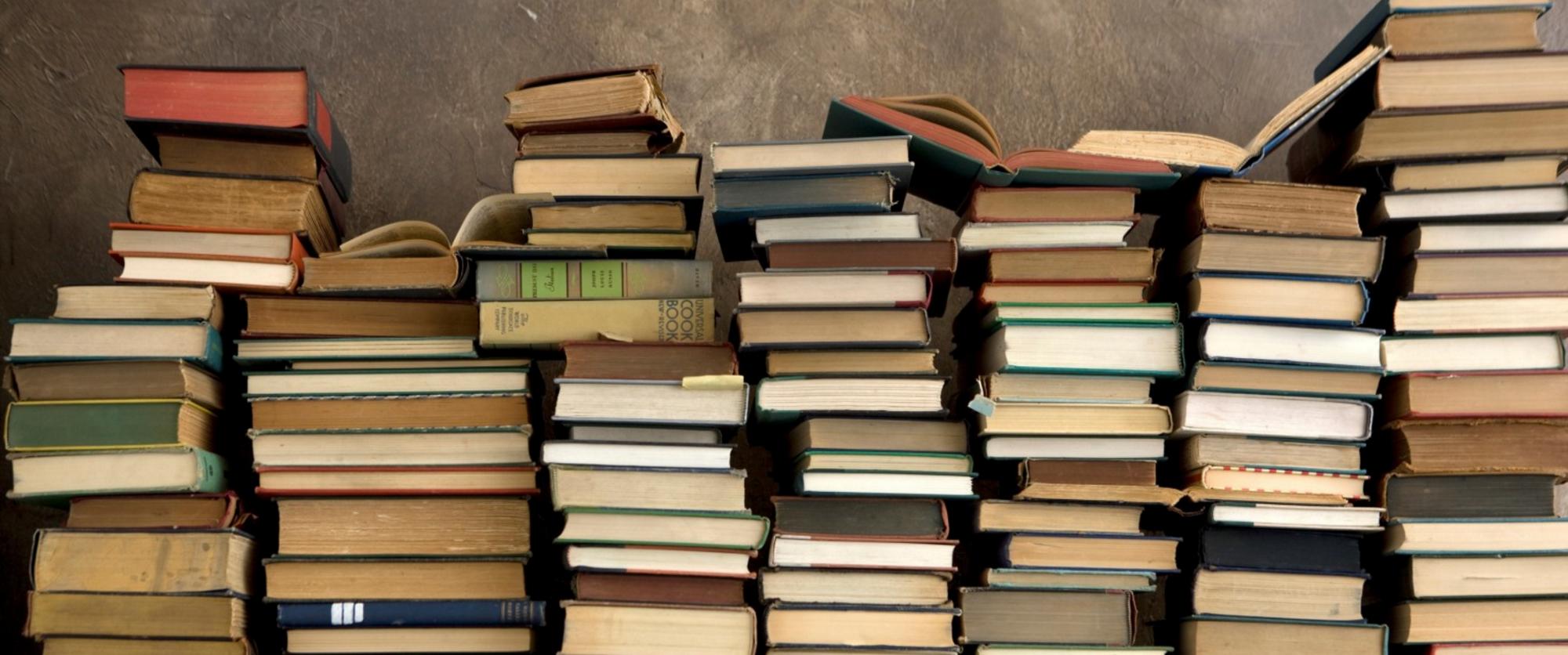 ١٧ كتاب عظيم يجب على كل مبتكر أن يقرأهم (جزء ١/٢)