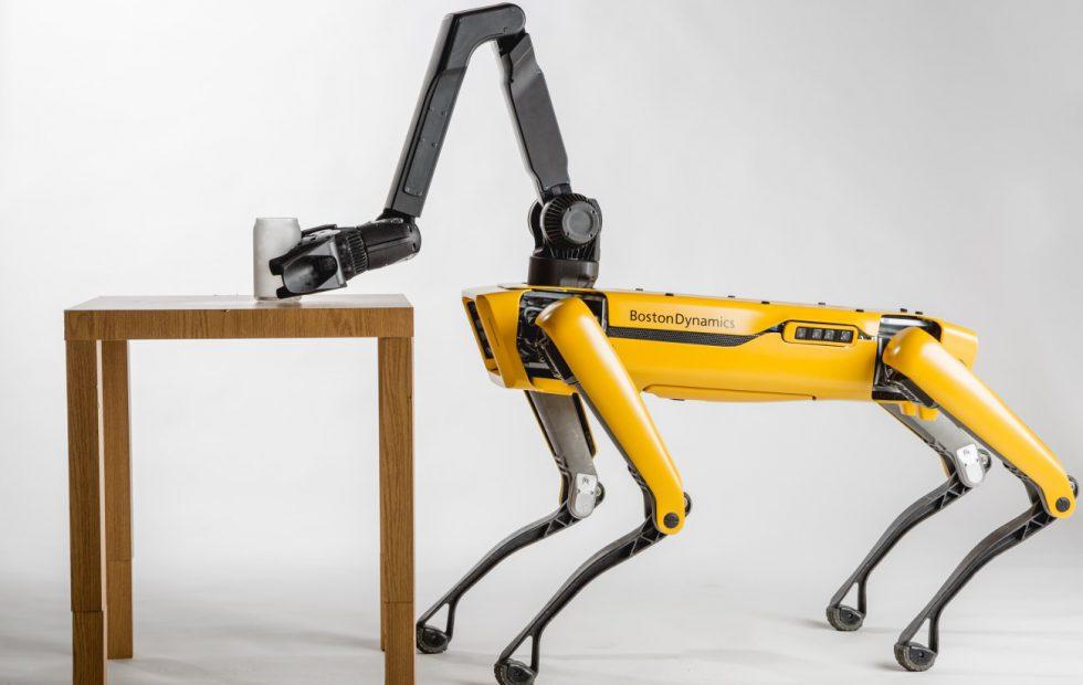 SpotMini: the Robot Dog