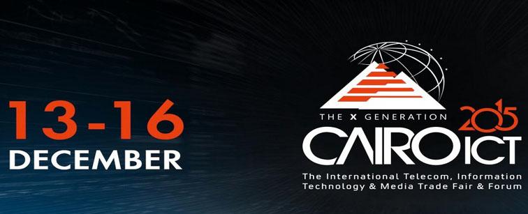 CAIRO ICT 2015