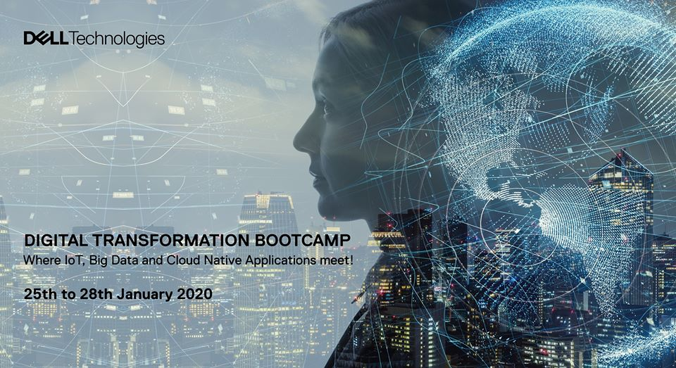 تدريب التحول الرقمي - Digital Transformation Bootcamp