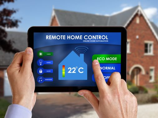 Smart energy consumption control