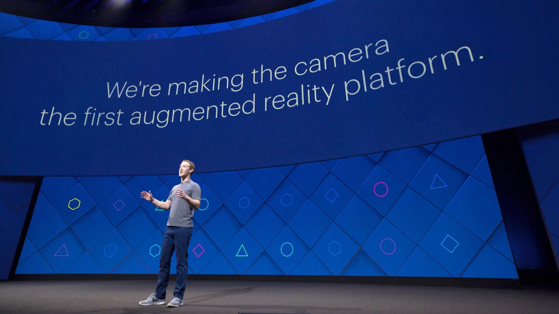 يطلق فيسبوك منصة الواقع المعزز للمطورين