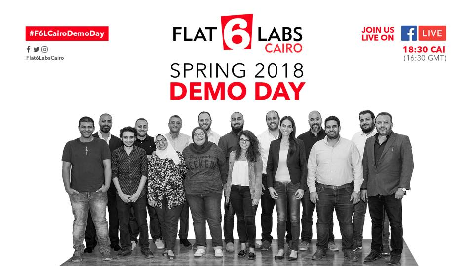 Meet the 10 Startups that Graduated from Flat 6 Labs Last Week
