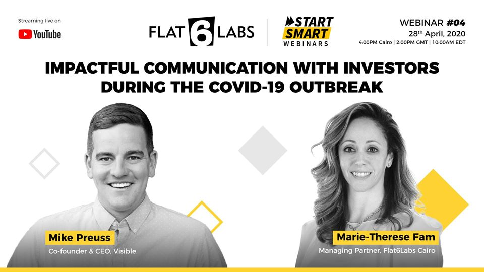 Impactful Communication with Investors during the COVID-19 Outbreak