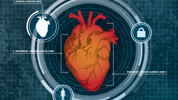 Your Heart May Be Soon Your Passcode