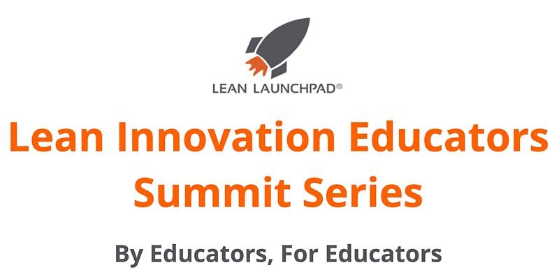انطلاق قمة Lean Innovation Educators