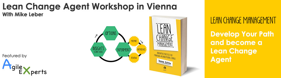 Lean Change Agent Workshop