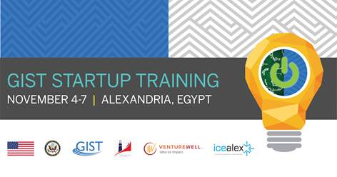 GIST Startup Training Alexandria